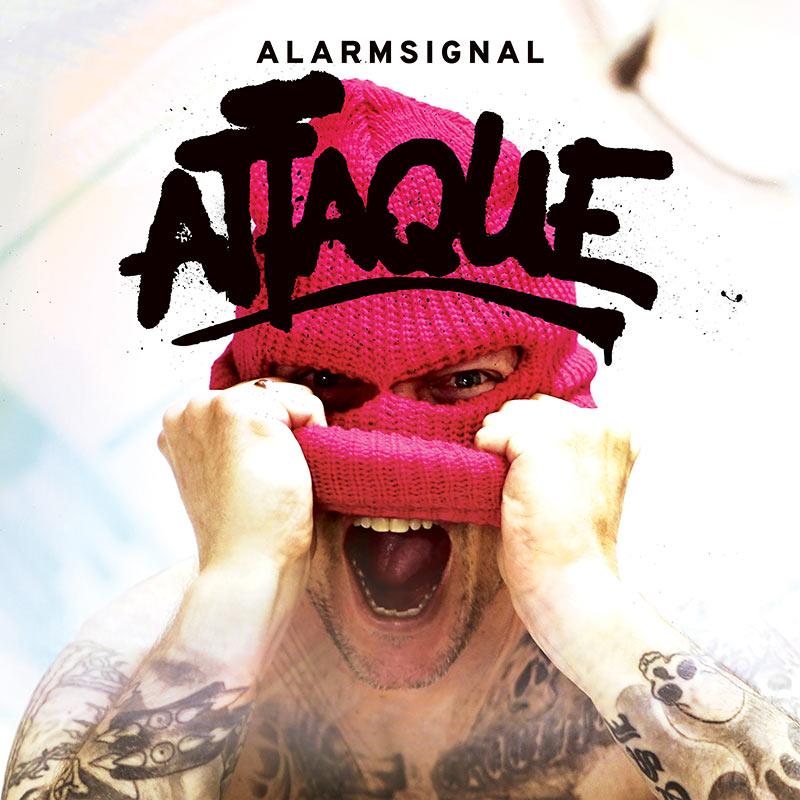 Alarmsignal - ATTAQUE - AB JETZT ÜBERALL ERHÄLTLICH! CD | VINYL | DIGITAL