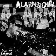 ALARMSIGNAL / PARADOX Split EP
