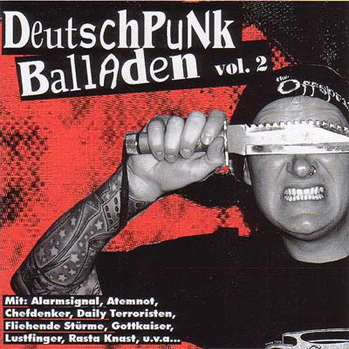 Deutschpunk Balladen Vol. 2