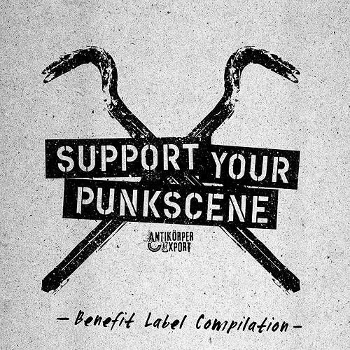 Support Your Punkscene - Benefit Label Compilation