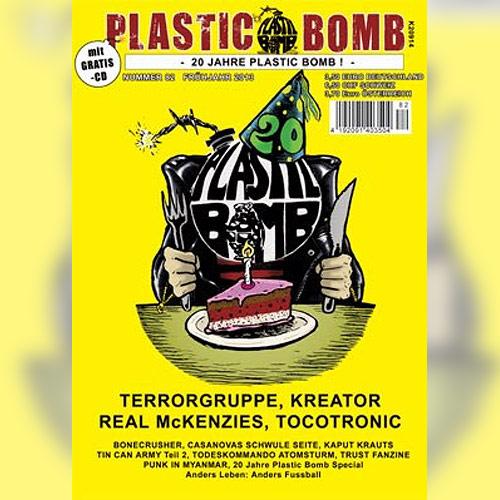 Plastic Bomb #82