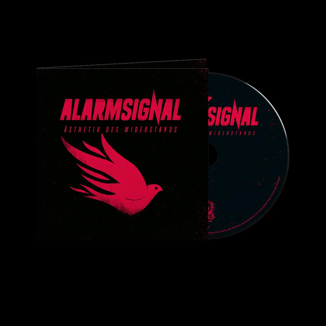 Alarmsignal - Ästhetik des Widerstands - CD